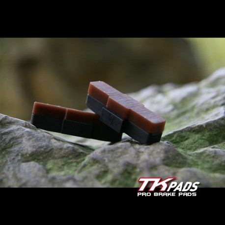 Brake pads for trial bike – All Terrain Dry / mud / water